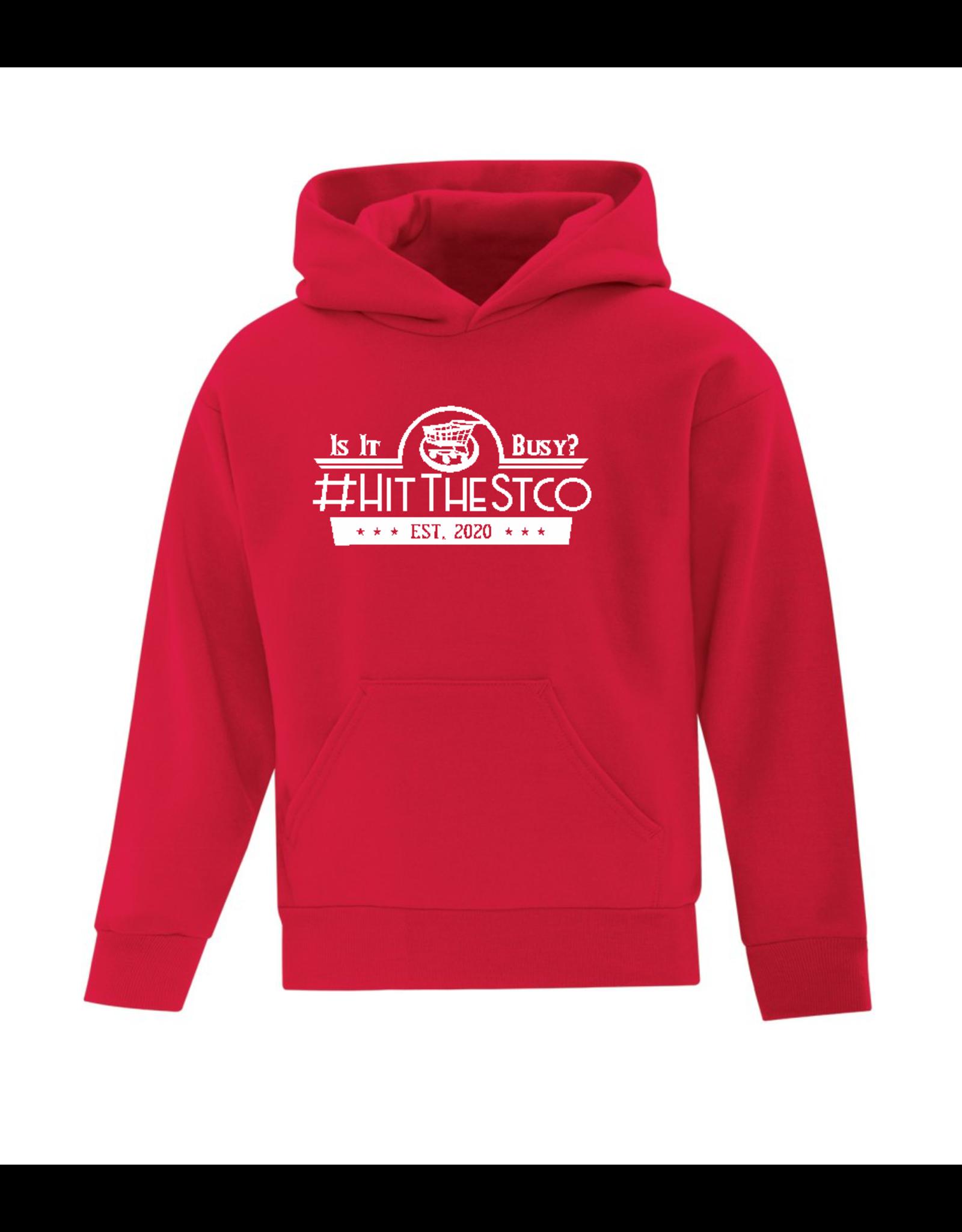 #HitTheStco Hoodie