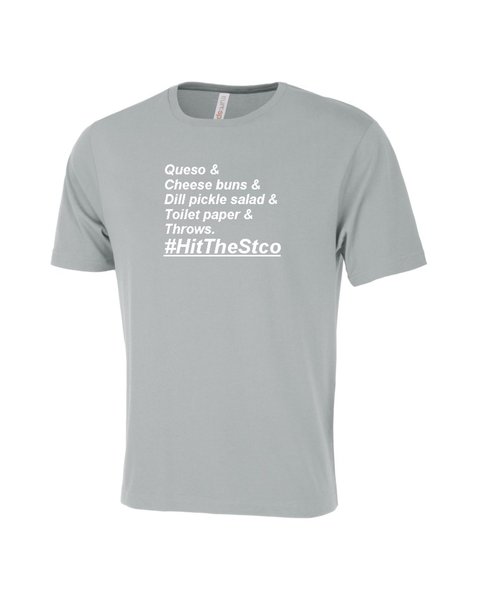 #HitTheStco List T-Shirt