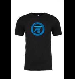 Next Level Apparel Flatland 10th Anniversary Shirt