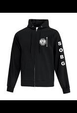 SOBG Full Zip Hoodie