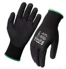 Steeldrill SteelDrill Stealth Ronin Nitrile Coated General Purpose Gloves