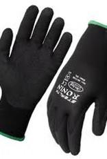 Steeldrill SteelDrill Stealth Ronin Nitrile Coated General Purpose Gloves
