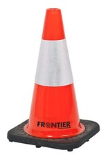 Frontier Frontier 450mm Reflective Safety Cone