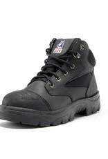Steel Blue Steel Blue 312658 Parkes Zip Side Scuff Cap Boot