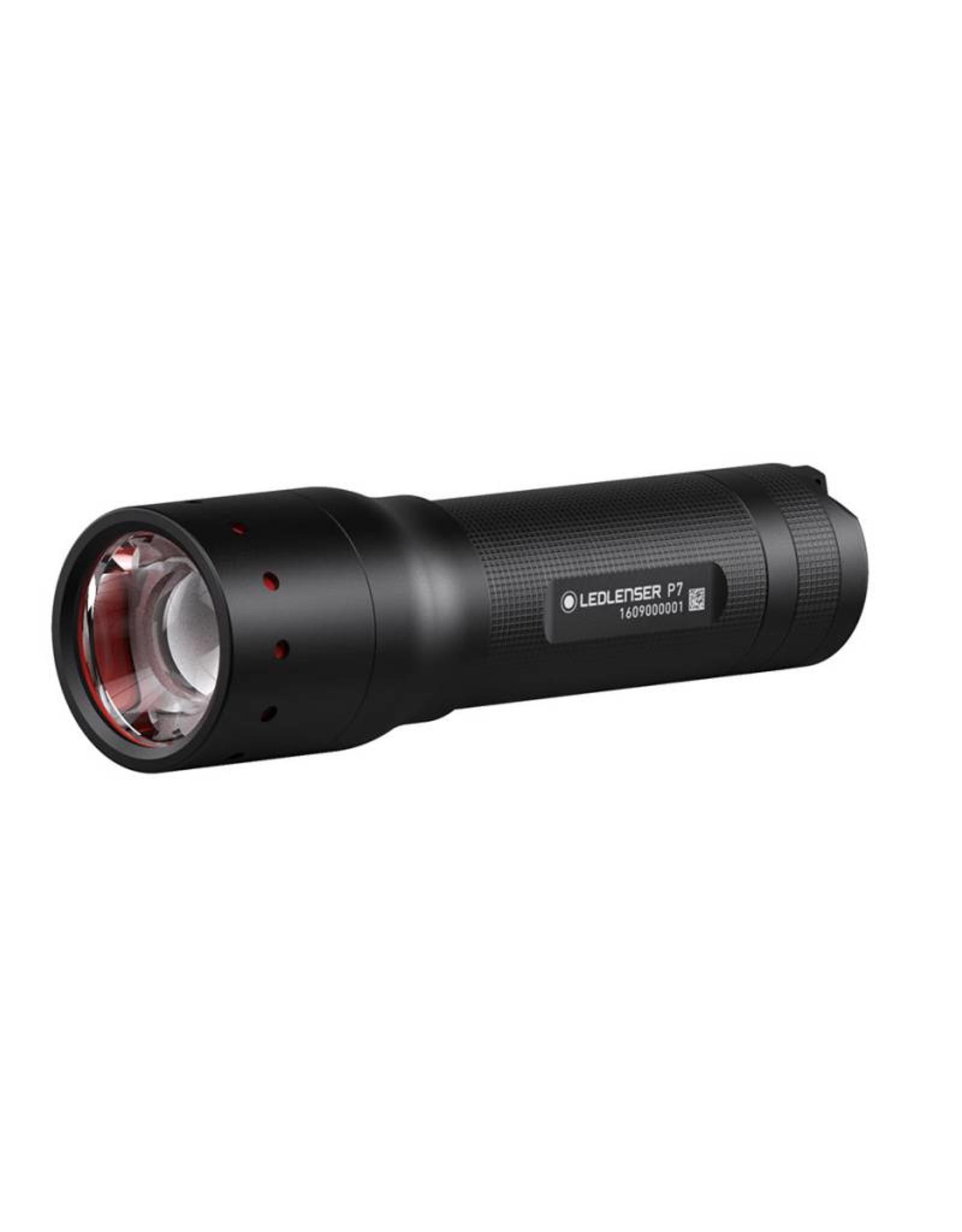 Led Lenser Led Lenser P7 Flashlight 450lm (Test It)