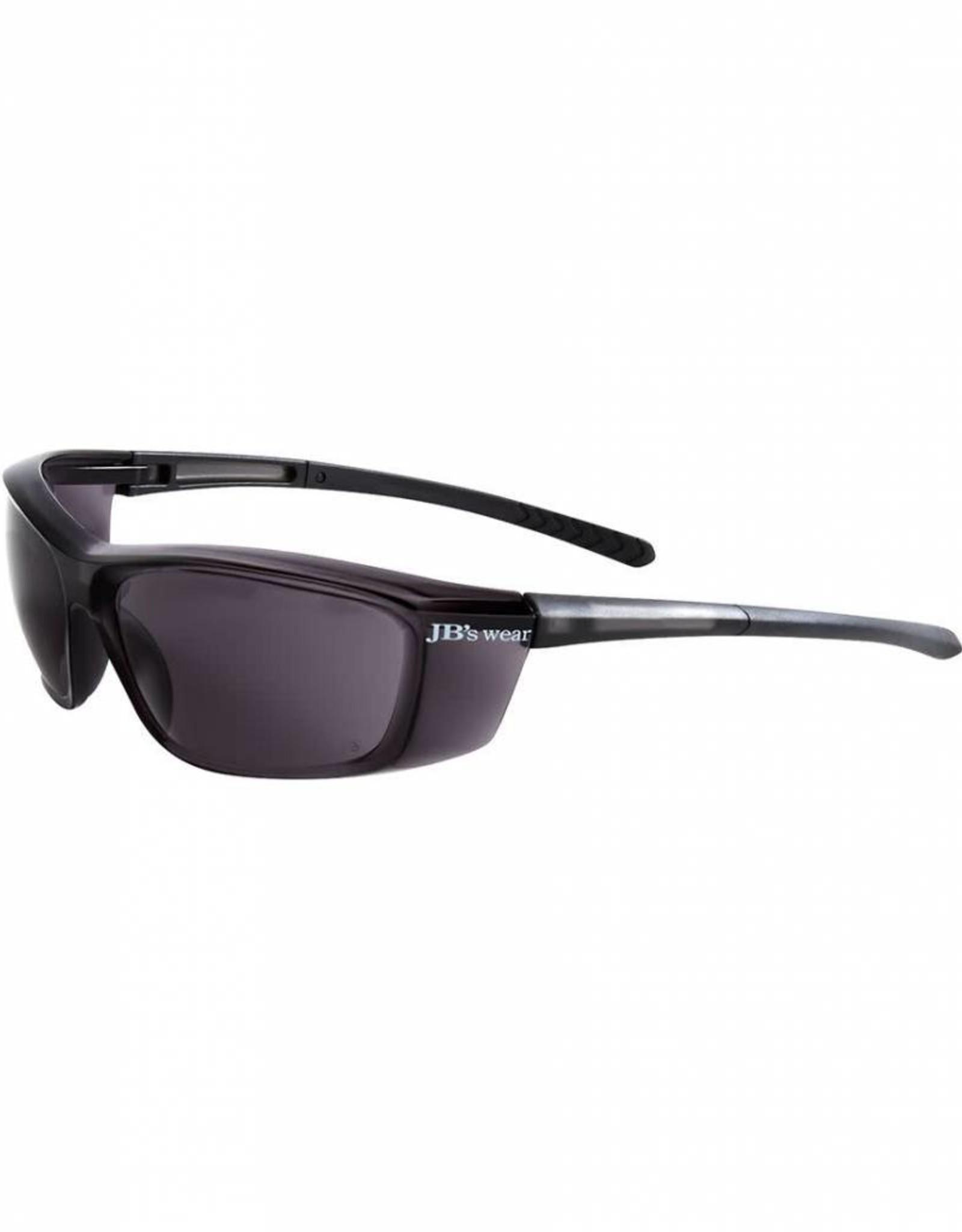 JB's JB's Wrap Spec Smoke Safety Glasses