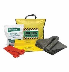 MAXSorb MAXSorb 40L General Purpose Spill Response Kit