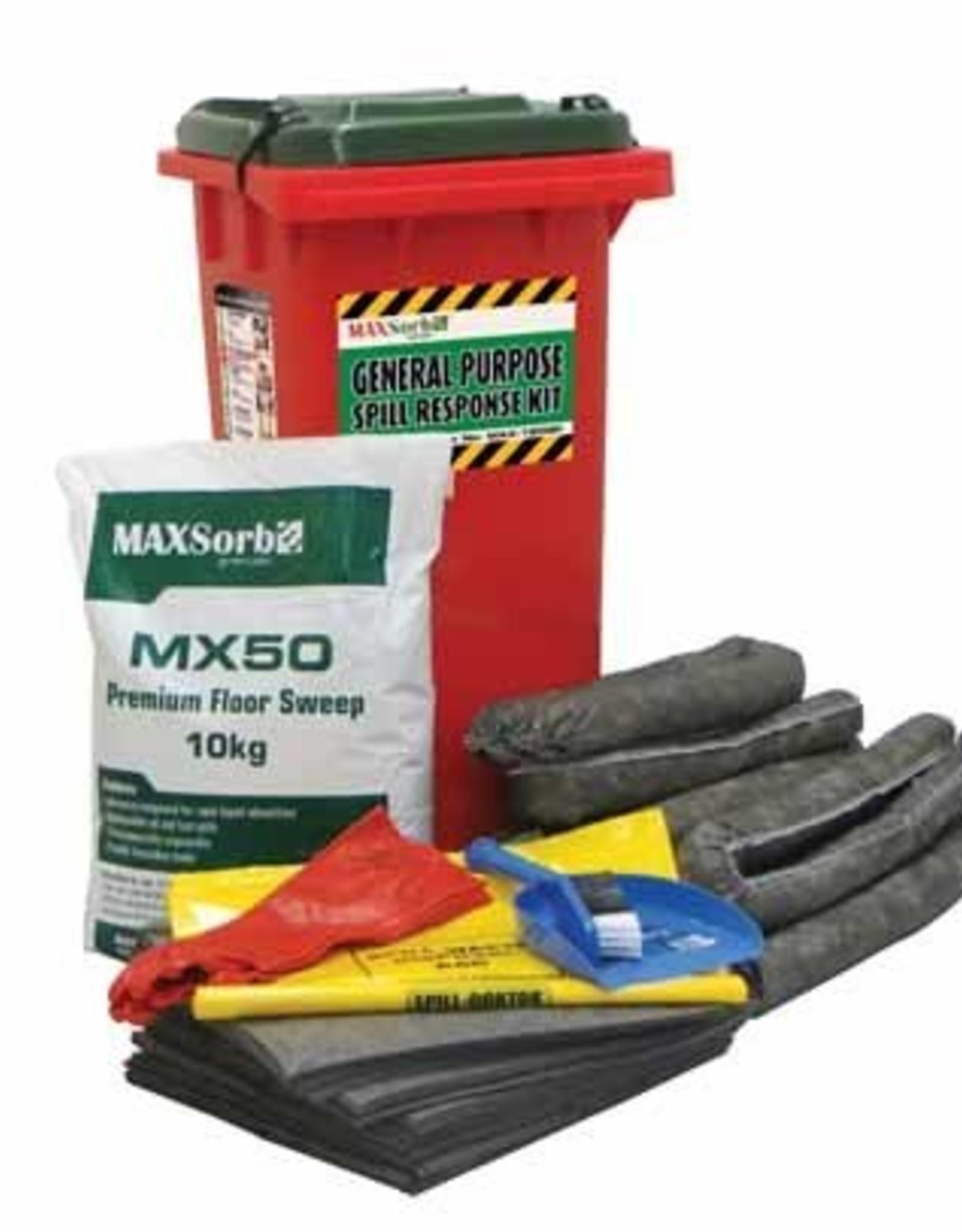 MAXSorb MAXSorb 120L General Purpose Spill Kit