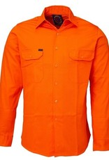 Ritemate Ritemate RM1000 Cotton Twill LS Work Shirt