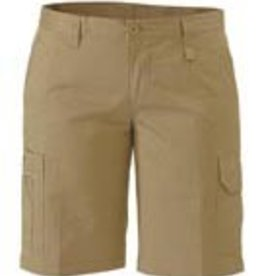 Bisley Bisley Womens Lightweight Drill Utility Short