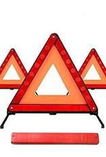 WorkX WorkX Road Warning Triangles Set Of 3