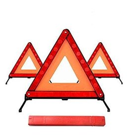 WorkX WorkX Road Warning Triangles Set Of 3