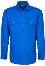 Ritemate Ritemate Men's Pilbara Closed Front LS Work Shirt