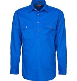 Ritemate Ritemate Men's Pilbara Closed Front LS Work Shirt