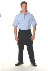 DNC Workwear DNC Poly Cotton Short Apron - No Pocket
