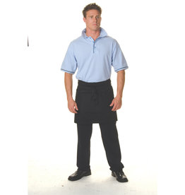DNC Workwear DNC Poly Cotton Short Apron - No Pocket