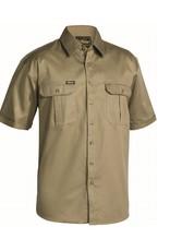 Bisley Bisley BS1433 Original Cotton Drill SS Work Shirt
