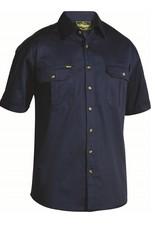 Bisley Bisley Original Cotton Drill SS Work Shirt