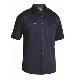 Bisley Bisley Original Cotton Drill SS Work Shirt
