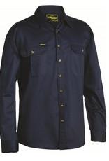 Bisley Bisley BS6433 Original Cotton Drill LS Work Shirt