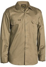 Bisley Bisley BS6893 Cool Lightweight LS Drill Work Shirt