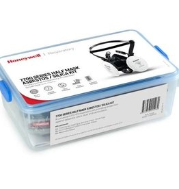 Honeywell Honeywell 7700 Half Mask Asbestos / Silica Kit - Large