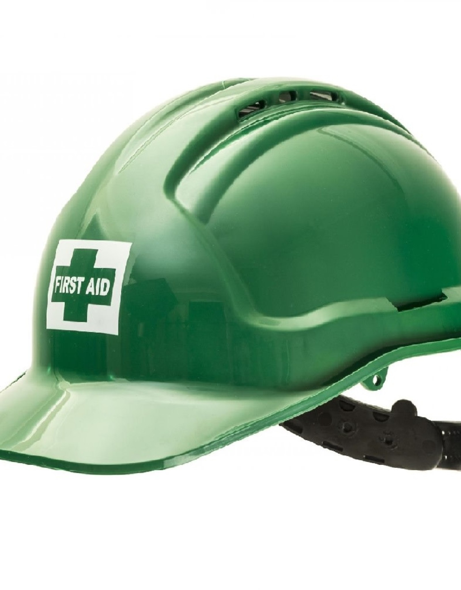 Force360 Force360 First Aid Hard Hat - Green