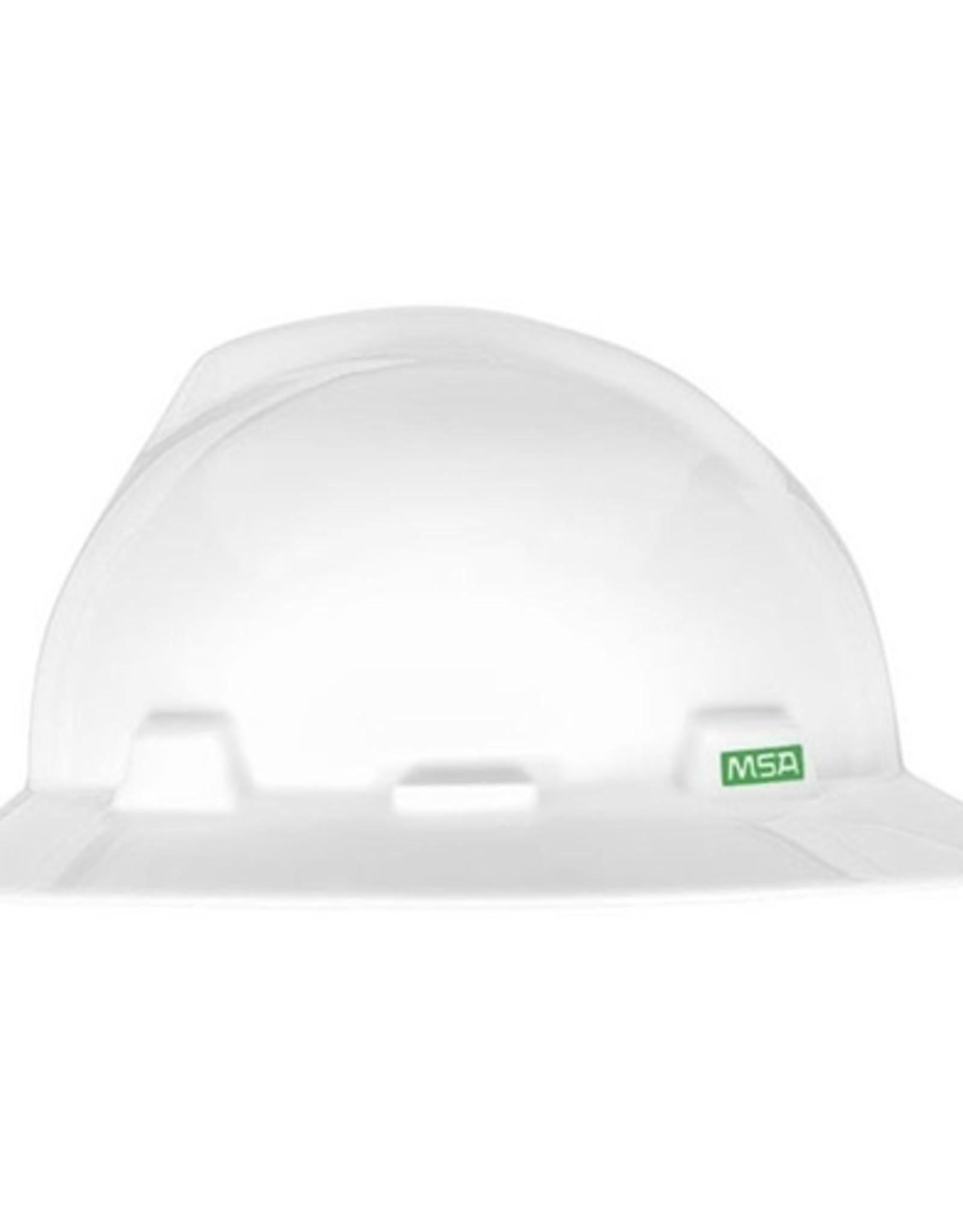 MSA MSA V-Gard Hard Hat White