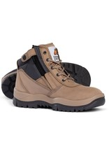 Mongrel Mongrel 'P' Series Zip Sided Stone Safety Boot