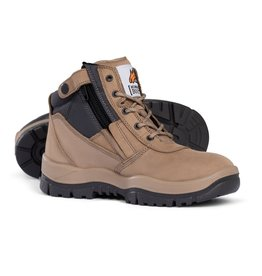 Mongrel Mongrel 261060 'P' Series Zip Sided Stone Safety Boot
