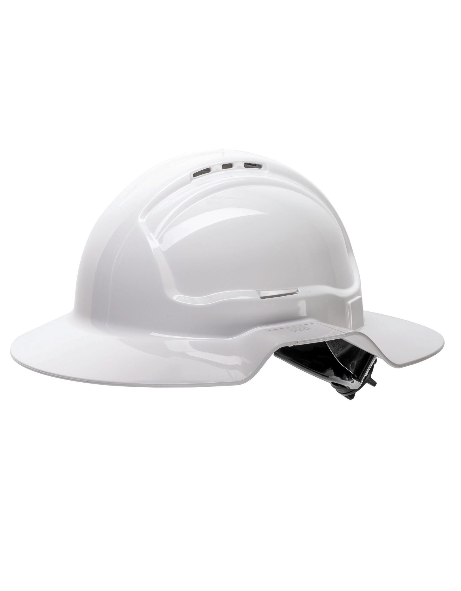 Force360 Force360 Type 1 Broad Brim Vented Hard Hat