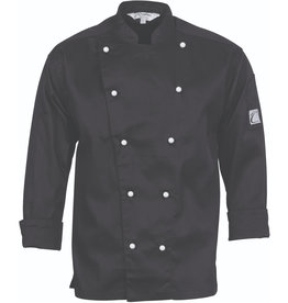 DNC Workwear DNC Traditional Long Sleeve Chefs Jacket