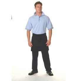 DNC Workwear DNC 2111 Poly Cotton Short Apron With Pocket