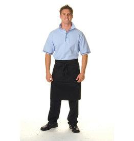 DNC Workwear DNC 2211 Poly Cotton Half Length Apron with Pocket
