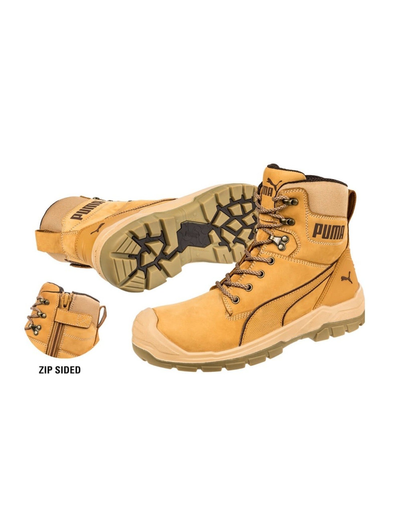 Puma Safety Puma Safety Conquest Wheat Waterproof Boot