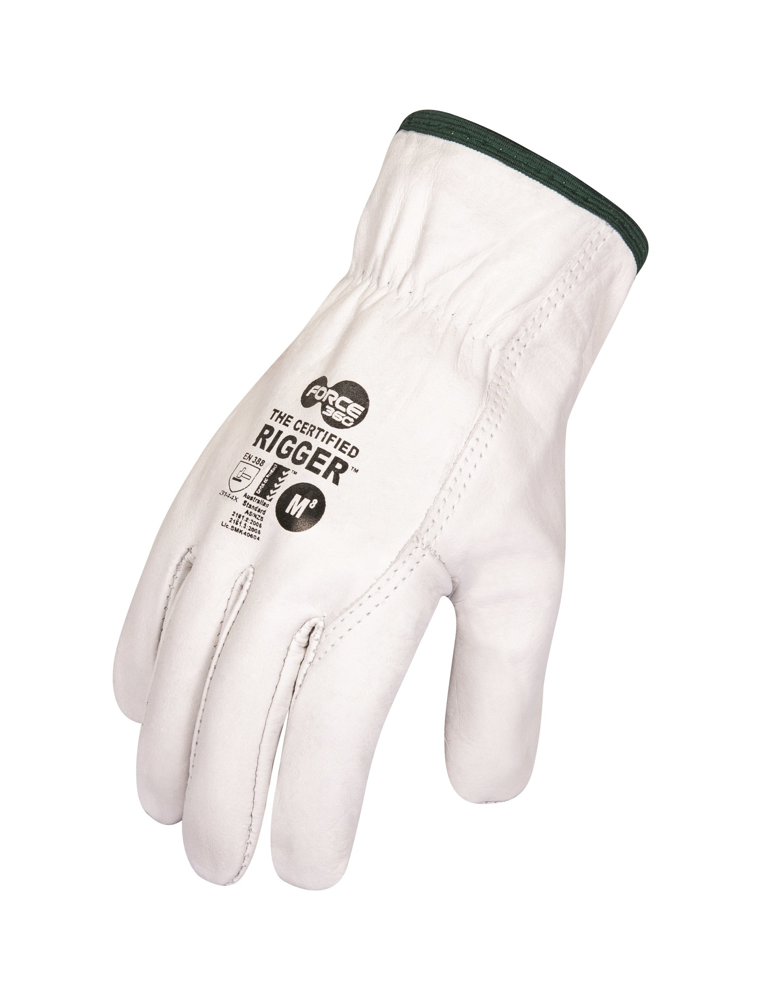Force360 Force360 WORX600 The Certified Rigger Glove