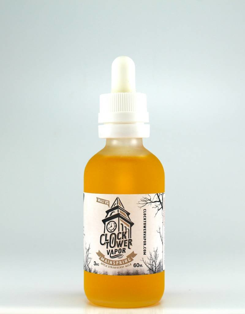Clock Tower Vapor | Glass 60ml |