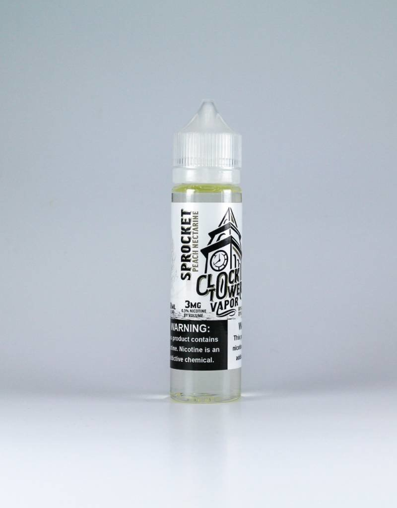 Clock Tower Vapor | 60ml | Sprocket