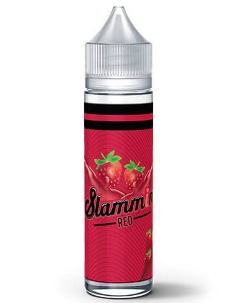 Slammin | 60ml | Red |