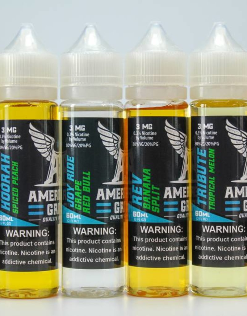 American Grit | 60ml | Amped