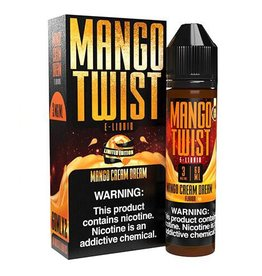 Mango Twist | 60ml | Mango Cream Dream |