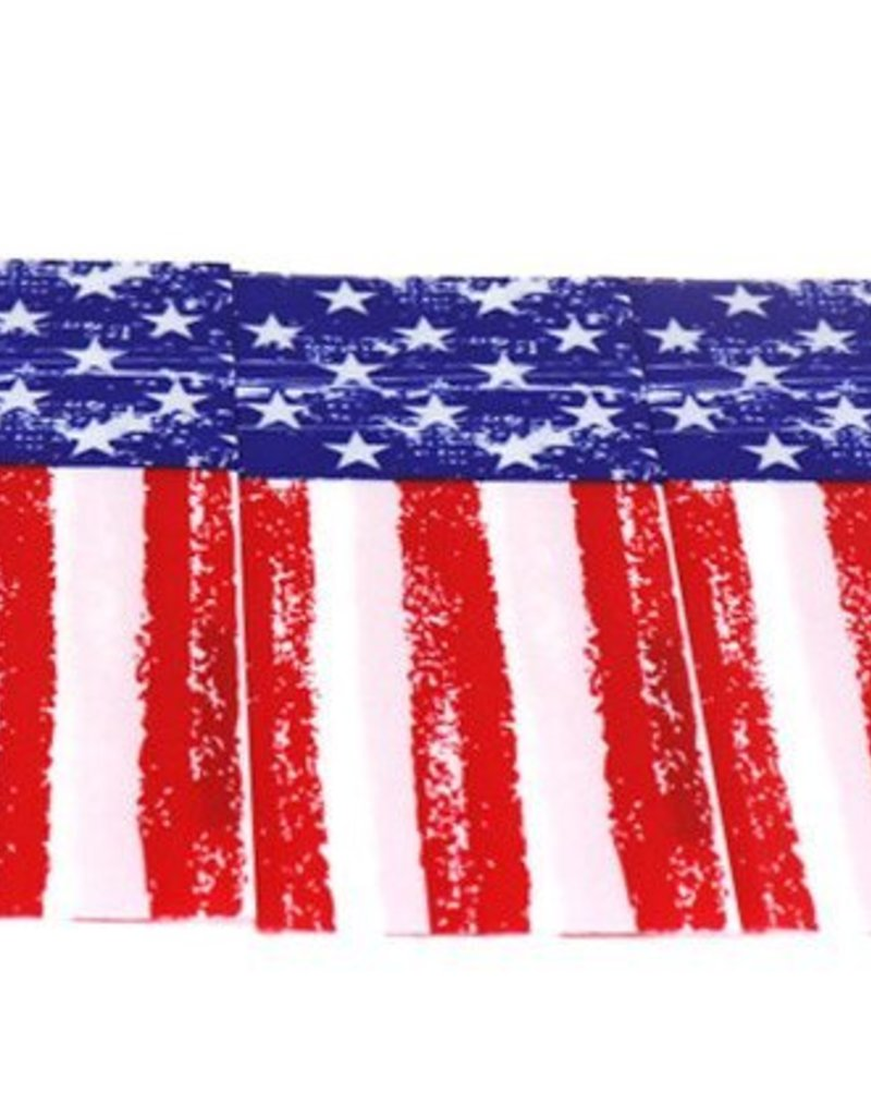 Battery Wrap | 20700/21700 | American Flag (5 Pack)