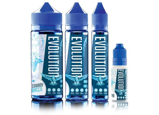 E-Liquid - Evolution E-liquid