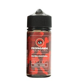 Propaganda E-Liquid | 100ml | Subliminal |