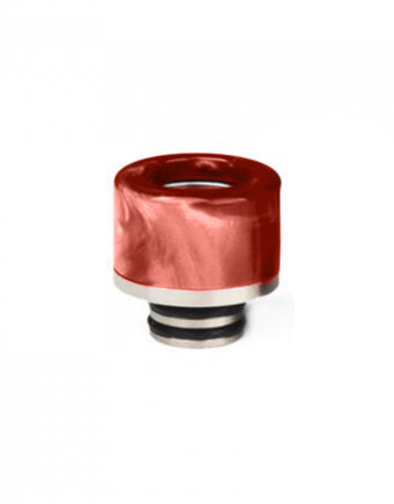 510 Stainless Steel Base Resin Drip Tip