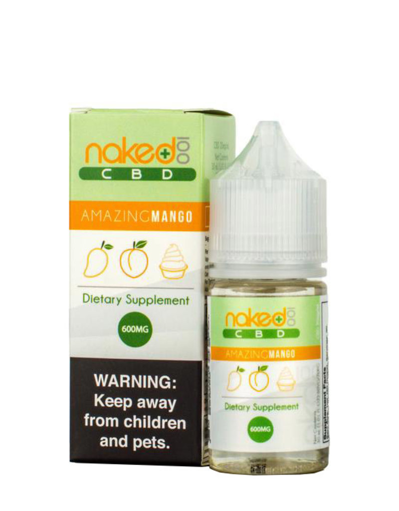 Naked 100 CBD | 30ml |