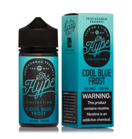 The Hype | 100ml | Cool Blue Frost |