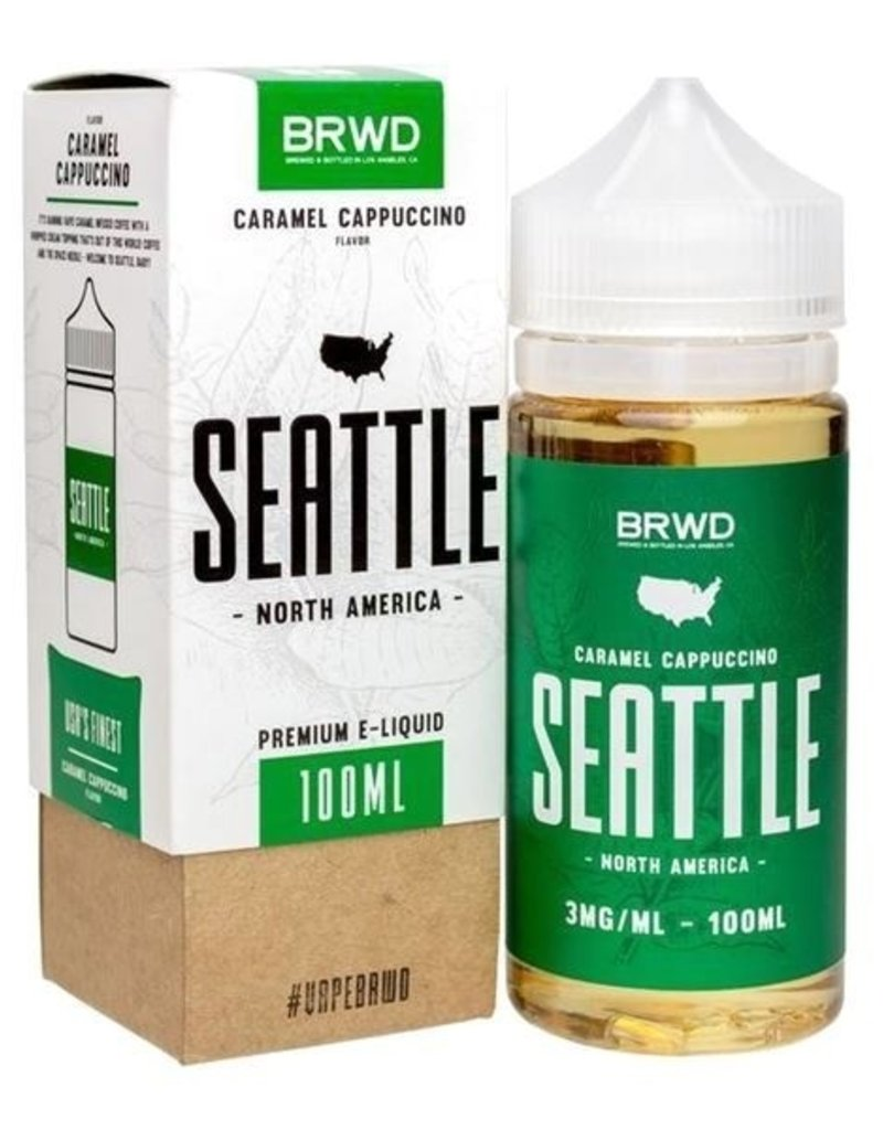 BRWD | 100ml | Seattle |