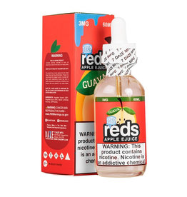 Reds Apple | 60ml | Guava Iced