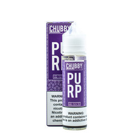 Chubby Bubble | 60ml | Bubble Purp